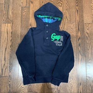 {Gap} Athletic Dept. Hooded Sweatshirt, M (8)